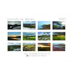 2021 Yorkshire Dales Calendar NEW!
