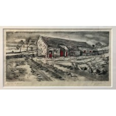 Barn Near Middlesmoor   WAS £395  NOW £195