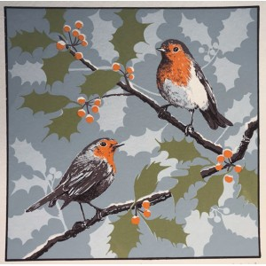 Robins and Holly  40% OFF