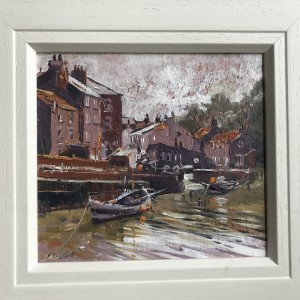 Staithes Estuary and Beckside