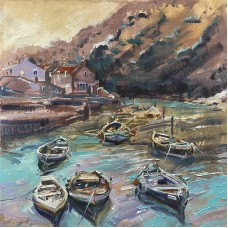 Seven Boats - Staithes  30% OFF