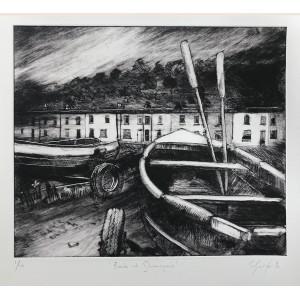 Boats at Skinningrove