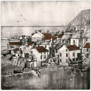 Red Roofs - Staithes