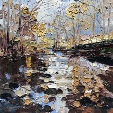 Downstream near Ramsgill