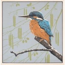 Fishing for Lunch - Kingfisher  30% OFF