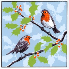 Robins and Holly